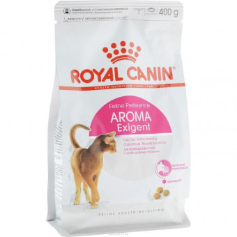ROYAL CANIN / AROMA EXIGENT / сухой корм для кошек / ПТИЦА