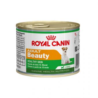 ROYAL CANIN / ADULT BEAUTY / влажный корм для собак мини пород /  МЯСО ПТИЦЫ / ПАШТЕТ