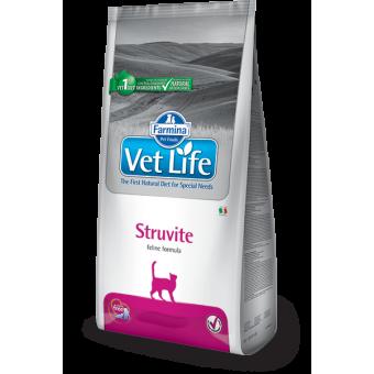 FARMINA / VET LIVE / STRUVITE / сухой корм для кошек / для растворения струвитных уролитов