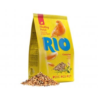 RIO / CANARIES / корм для канареек в период линьки