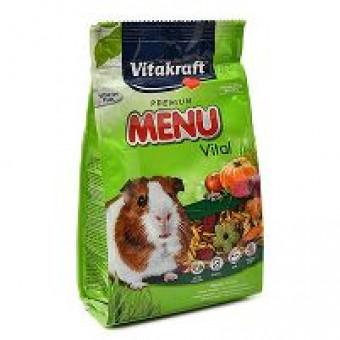 VITAKRAFT / MENU / корм для морских свинок