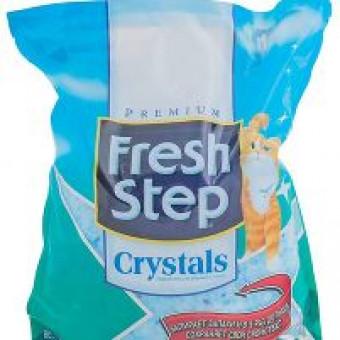 FRESH STEP / CRISTALS / силикагелевый наполнитель