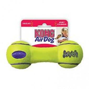 KONG / AIR / игрушка для собак / ГАНТЕЛЯ МАЛАЯ