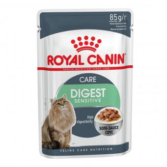 ROYAL CANIN / DIGEST SENSITIVE / влажный корм для кошек /  МЯСО ПТИЦЫ
