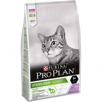 PRO PLAN / STERILISED / сухой корм для стерилизованных кошек / ИНДЕЙКА