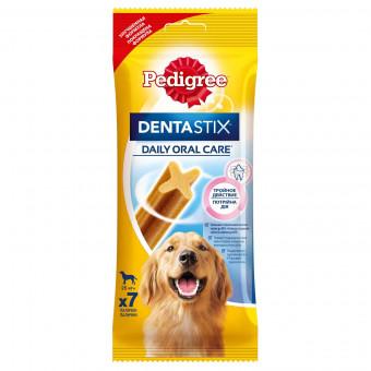PEDIGREE / DENTA STIX / лакомства для собак крупных пород