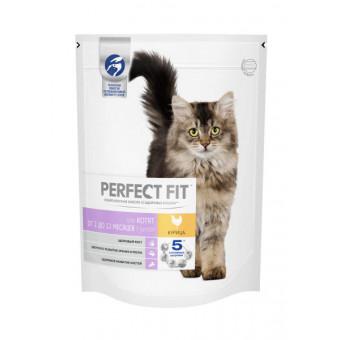 PERFECT FIT / KITTEN / сухой корм для котят / КУРИЦА