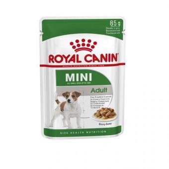 ROYAL CANIN / MINI ADULT / влажный корм для собак мини пород / ПТИЦА