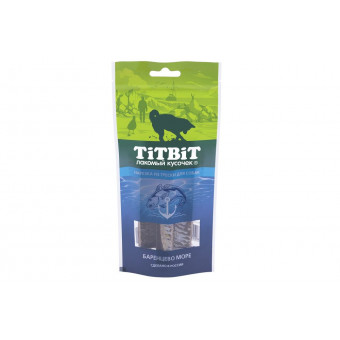 TiTBit / НАРЕЗКА ИЗ ТРЕСКИ / лакомство для собак