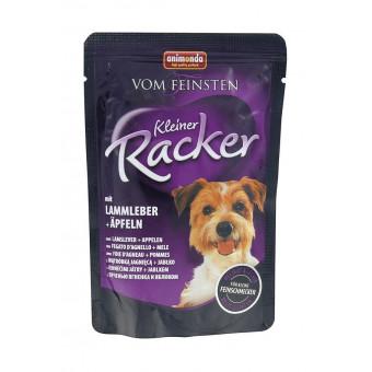 ANIMONDA / VOM FEINSTEN / KLEINER RACKER / влажный корм для собак / ПЕЧЕНЬ ЯГНЕНКА / ЯБЛОКИ