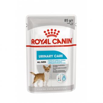 ROYAL CANIN / URINARY CARE / влажный корм для собак  /  МЯСО ПТИЦЫ / ПАШТЕТ