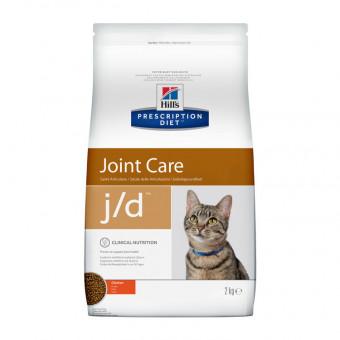 HILLS /  PRESCRIPTION DIET / J/D / JOINT CARE / лечение суставов / КУРИЦА