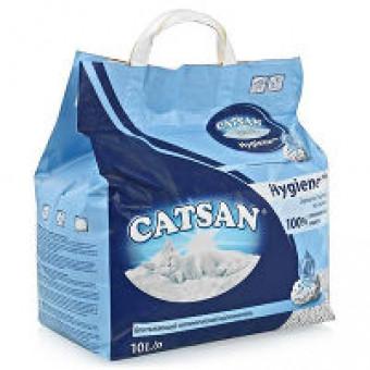 CATSAN / HYGIENE PLUS / впитывающий наполнитель