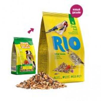 RIO / WILD BIRDS / корм для лесных певчих птиц