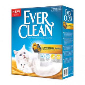 EVER CLEAN / LITTER FREE  PAWS / ДЛЯ ИДЕАЛЬНО ЧИСТЫХ ЛАП