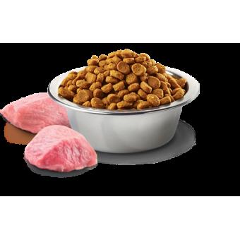 FARMINA N&D / сухой беззерновой корм для кошек / ЯГНЕНОК / ЧЕРНИКА