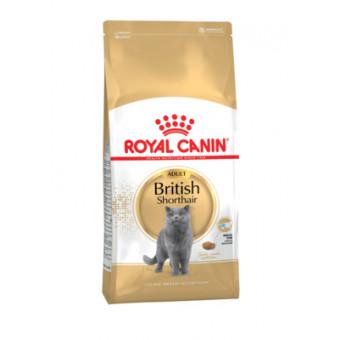 ROYAL CANIN / BRITISH / сухой корм для кошек породы БРИТАНСКАЯ / МЯСО ПТИЦЫ