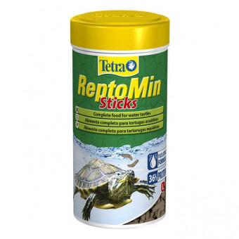 TETRA / REPTO MIN STICKS / корм для водяных черепах